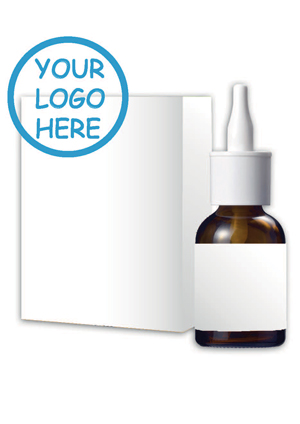 Nasal Spray Baby +logo